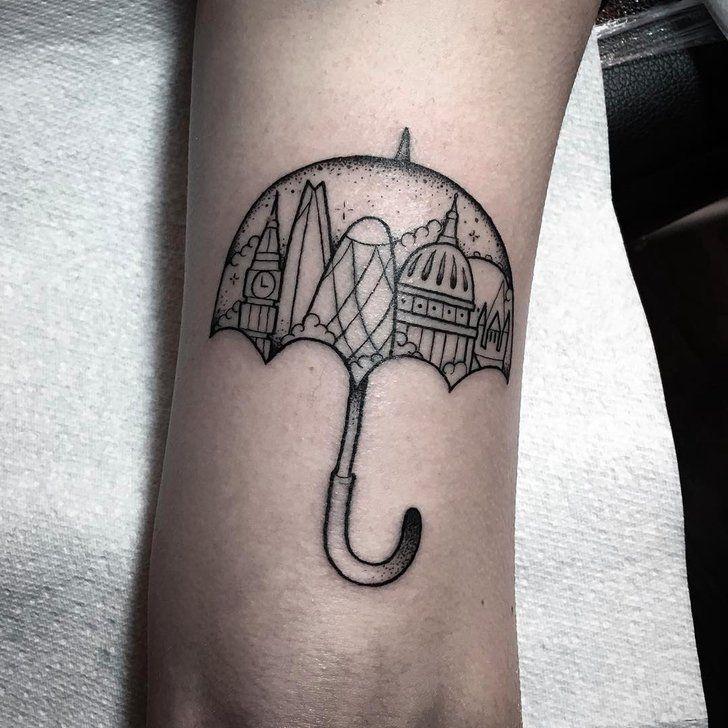 25+ Brilliant British Tattoos
