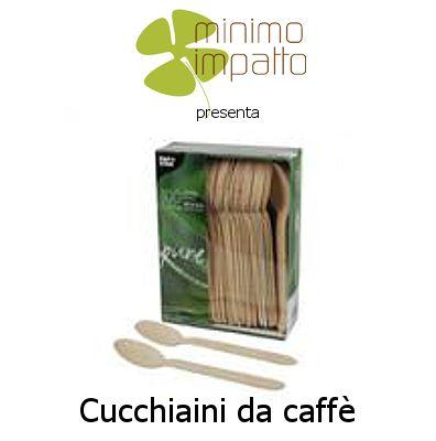 Cucchiaini da caffè - 11 cm Sono prodotti dal legno della betulla che  non va sbiancato. Grazie ai moderni processi di produzione e ad uno speciale trattamento della superficie che impediscono le sfaldature, esso si presenta funzionale e di bella forma. Inoltre, le posate di legno sono del tutto insapore. http://www.acceleratorecommerciale.com/#!st:ep/ProductDetail/2296