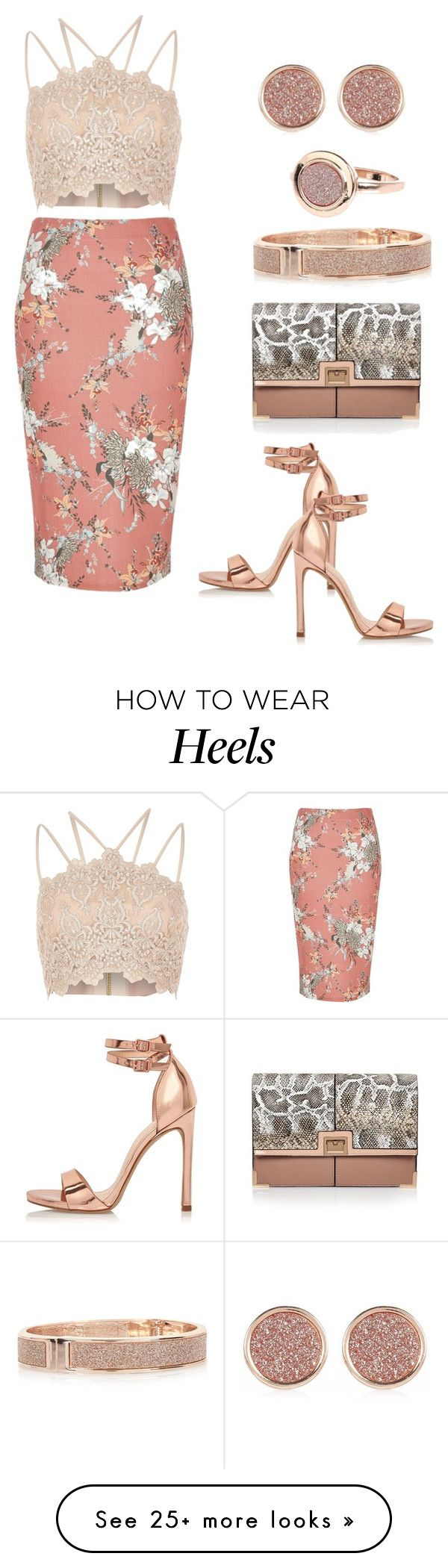 """""""River Island"""" by naviaux on Polyvore featuring River Island"""