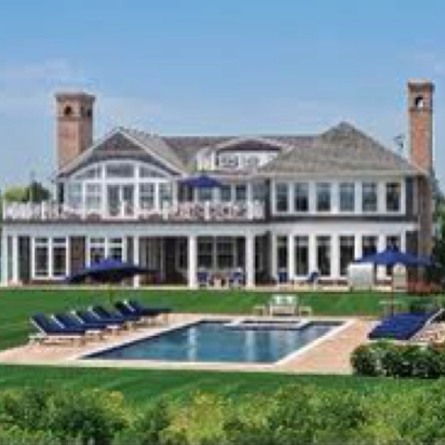 Our future summer home in the Hamptons