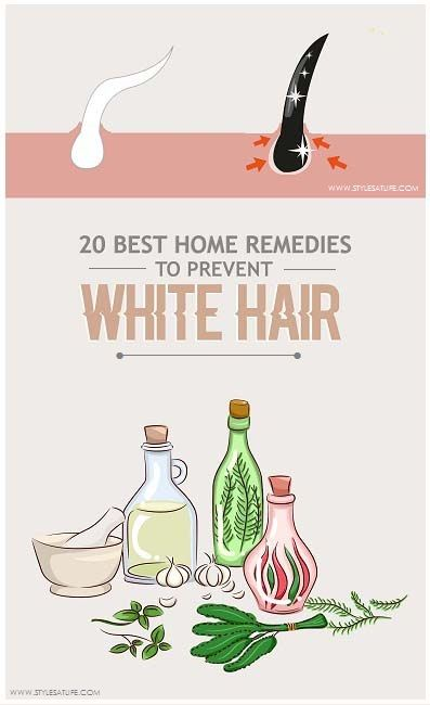 Do you have white hair? Here are the 20 best and natural home remedies for reduce white hair treatment for easy, which can give fast and best results along with health benefits.