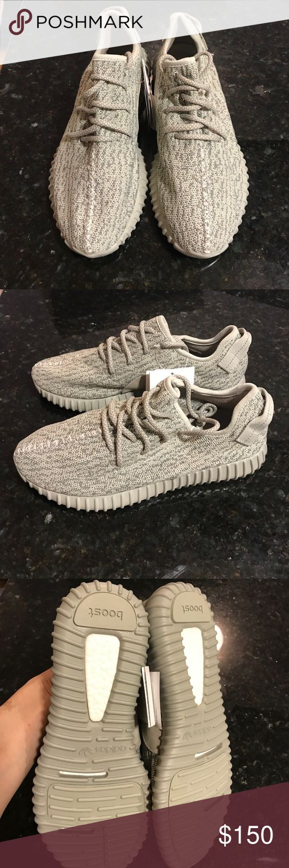 Yeezy boost 350 moon rock brand new Size 8. These are UA version, hence the price. adidas Shoes Sneakers