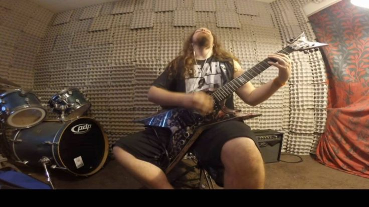 Check out my channel MACAZANSJ on Master Class with Zakk Wylde