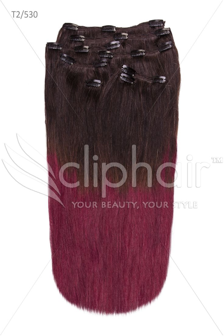 126 best dip dye hair extensions images on pinterest alice 18 inch double weft dip dye hair extensions in dark brown cherry plum shade buy the most gorgeous dip dye colours cliphair offers human hair extensions pmusecretfo Images