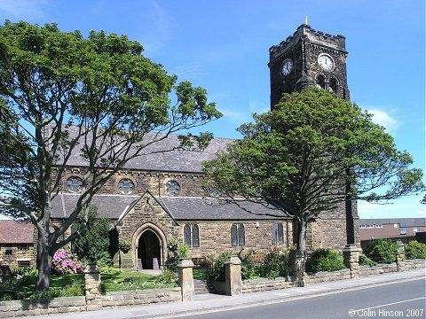 St. Mark's Church, Marske by the Sea