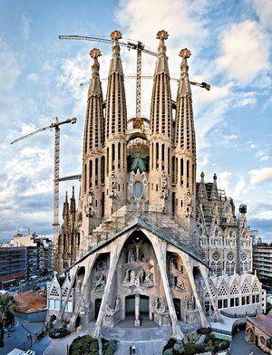 Gaudí's Great Temple