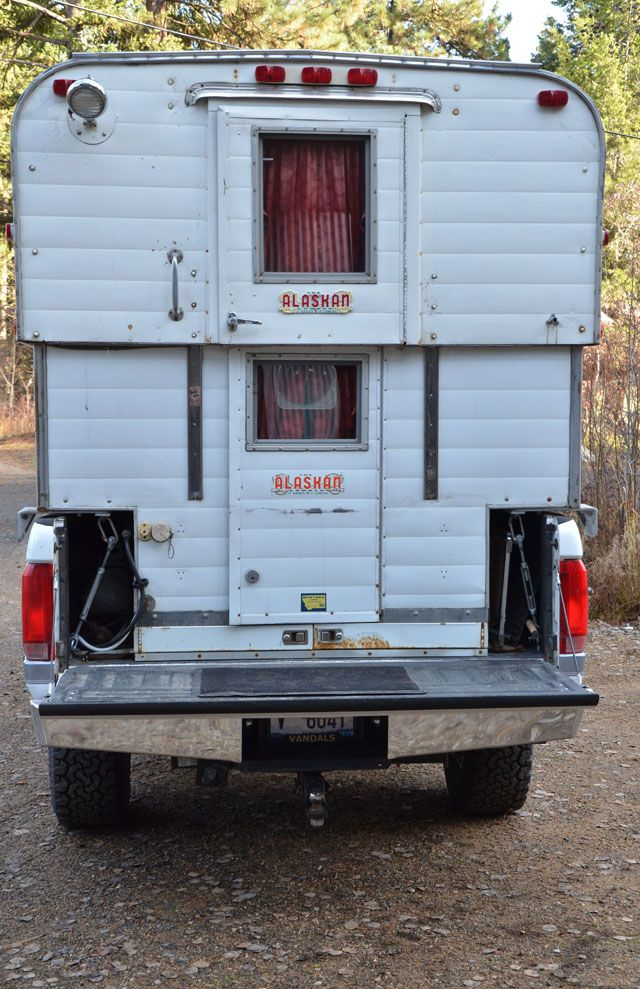 Airstream For Sale Bc >> 78+ images about alaskan camper on Pinterest | Photovoltaic systems, Campers and My addiction