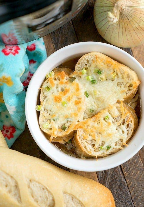 25 Cheap Instant Pot Meals Under 10 Sarah Blooms Crockpot French Onion Soup Instant Pot Soup Recipes Instant Pot Recipes