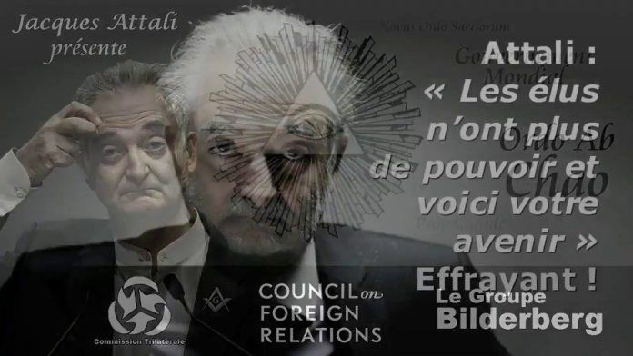 Jacques Attali fait de graves révélations sur l'avenir de la France #attali #france #oligarchie