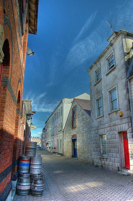 Brewer's Quay, Weymouth, England