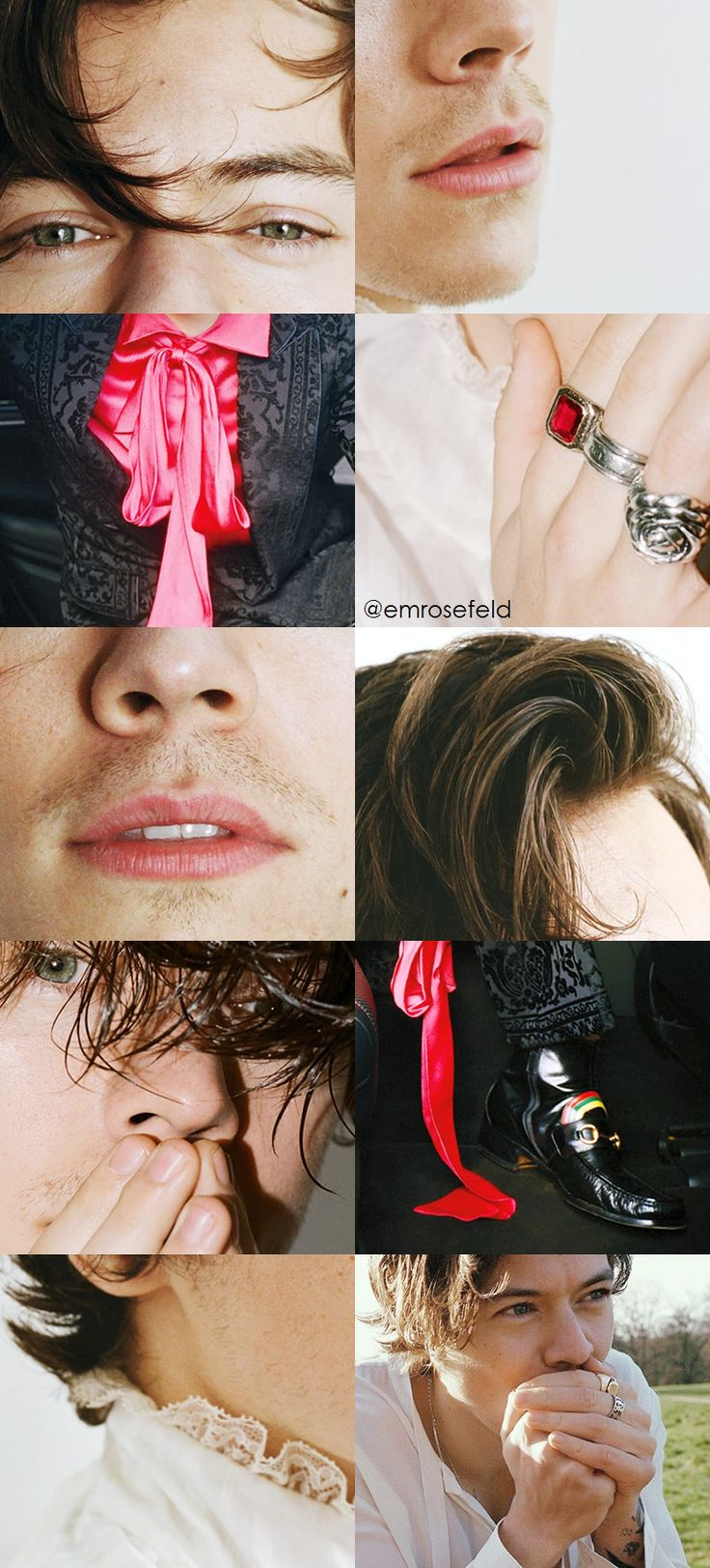 Harry Styles | for Rolling Stone | emrosefeld |