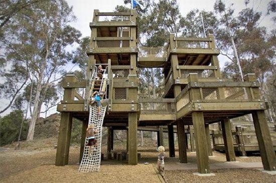 Balboa Park Treehouse