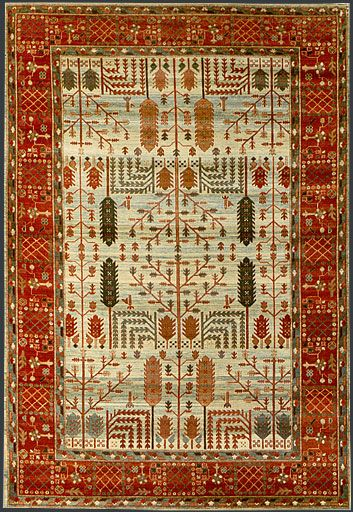 Oriental Rugs Afghans And Tree Of Life On Pinterest