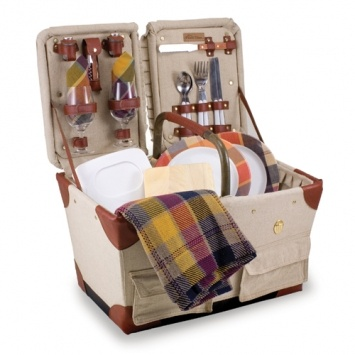 If I start planning a picnic, spring will come faster. $116.95
