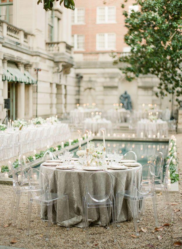 A elegant DC wedding designed by Photo