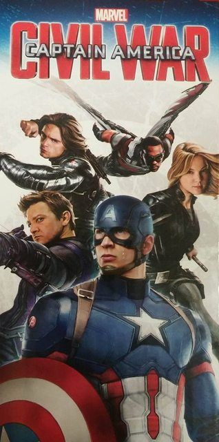 Even More Captain America: Civil War Photos, Another MCU Character Confirmed!