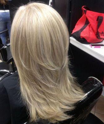 Стрижка волос лесенкой и каскад в 2016 году: фото ступенчатых женских стрижек