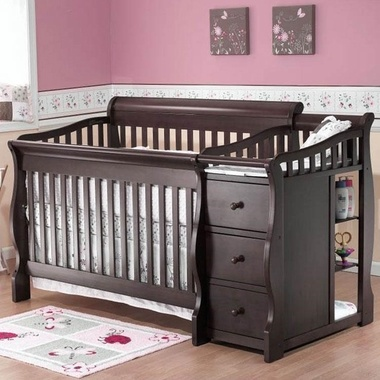 The 15 best Baby Cribs images on Pinterest | Baby room, Babies rooms ...