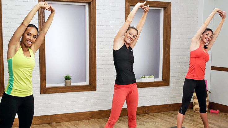 The Most Effective Tiny-Apartment Workout Out There!
