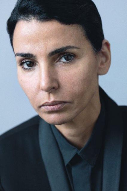 Rachida Dati tranformée en homme pour le numéro spécial 8 mars