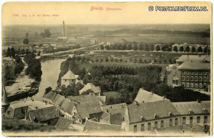 Breda, Panorama