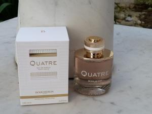 parfum Quatre de Boucheron • Hellocoton.fr