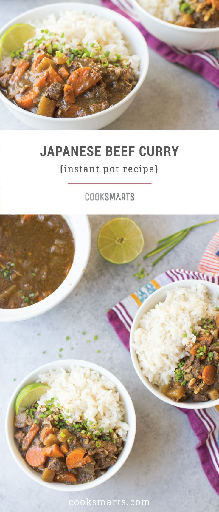 Instant Pot Japanese Curry Recipe Cook Smarts Recipe Instant Pot Recipes Curry Recipes Japanese Curry