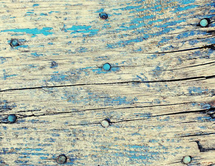Текстура старого окрашенные доски - Стоковое изображение: 9529950