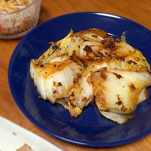 油を使わないので炒め物だけどサッパリ食べられる。あったかいサラダのようなイメージで、あまりクタクタにならないように炒めるのがオススメでーす - 8件のもぐもぐ - 白菜の七味山椒炒め(ノンオイル) by ケルコ