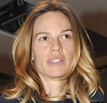 196 best images about ...Hilary Swank Weight