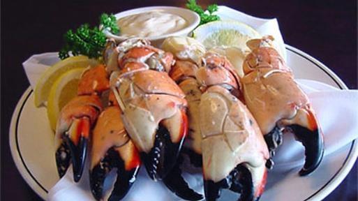 Stone crabs are in season-- Trulucks