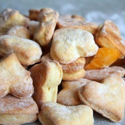 Готовим нежное печенье на сметане