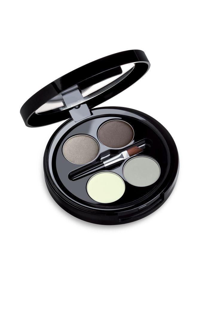 #sopracciglia perfette #pretaporter con l'eyebrow set di #FMGroup #makeup!  Il set comprende: - 2 ombretti mat per colorare e riempire gli spazi vuoti delle sopracciglia - 1 ombretto illuminante per evidenziare l'arco sopraccigliare -  Cera modellante per fissare la forma delle sopracciglia   #FMGroup #FMGroupItalia #makeup #makeuppassion #beautyaddict