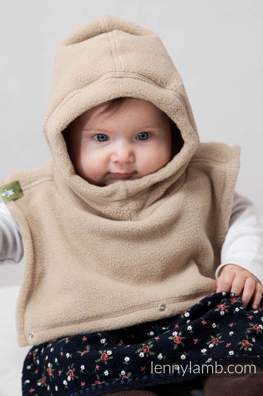 Col pour 2 Beige LennyLamb, pour porter en porte-bébé ou en écharpe ... 3ff4b5a1fbe