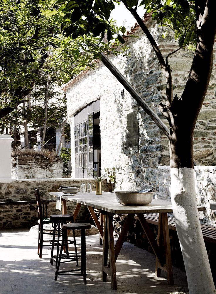 outdoor spaces pinterest carla lessard - 736×1003