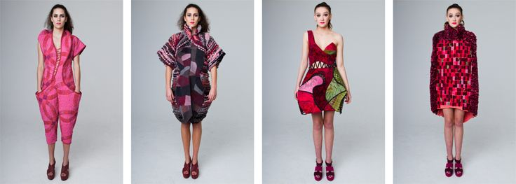 HIX | by Anna Hicks | Graduate Collection