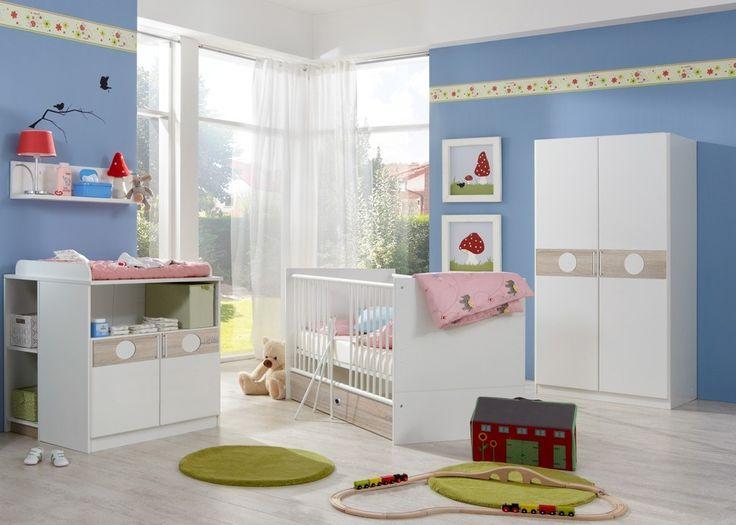 Die besten 25+ Babyzimmer komplett set Ideen auf Pinterest Baby - pinolino babyzimmer design