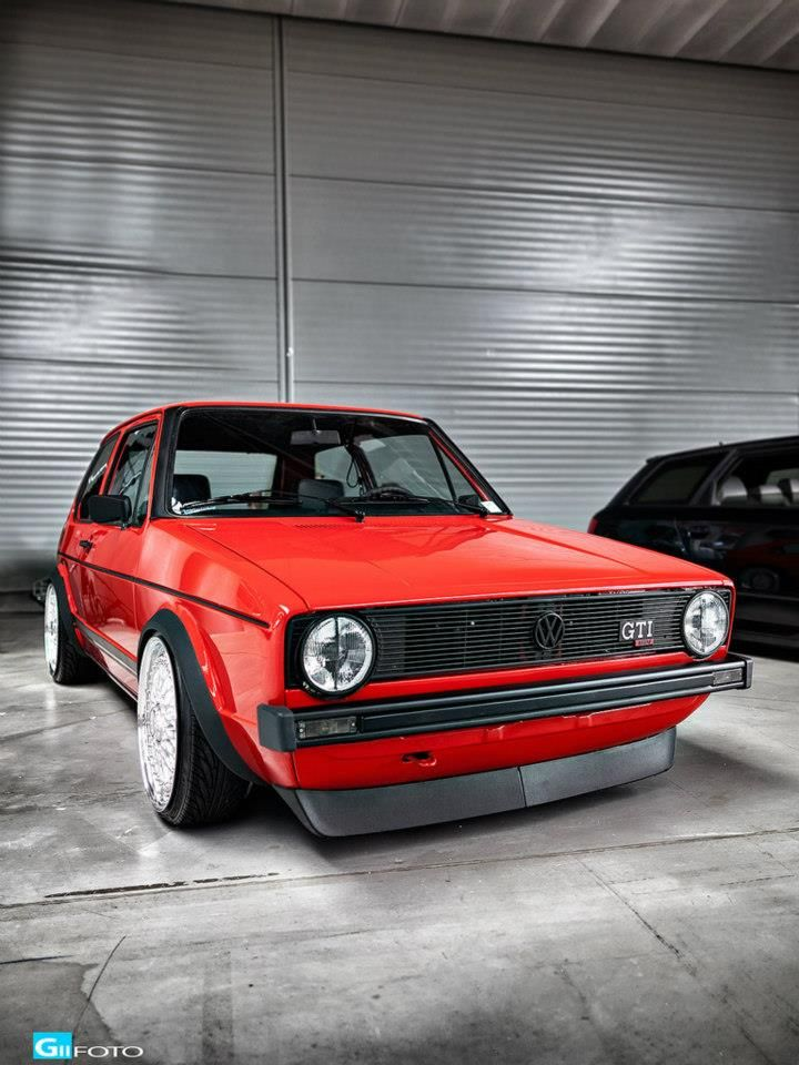vw golf mk1 gti i love gti pinterest golf and mk1. Black Bedroom Furniture Sets. Home Design Ideas