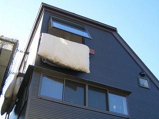 布団干しが、楽々に・・・ | リノベ熊本「完璧主義がたまにきず」のブログ