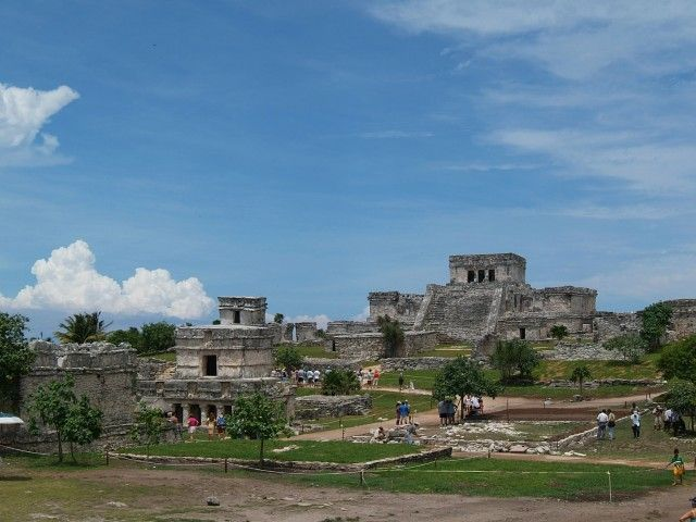 Half-day Mayan Ruins Tulum Tour - Amstar Excursion