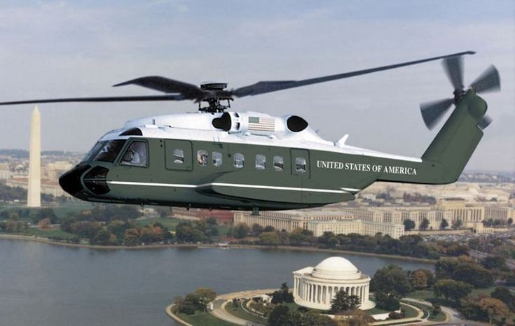 The Sikorsky S-92 helicopter will be the basis for the new Marine One.