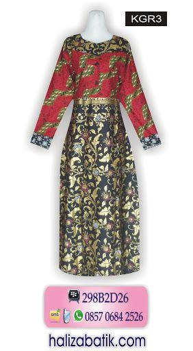 Batik Baju, Baju Modis Online, Batik Modern, KGR3