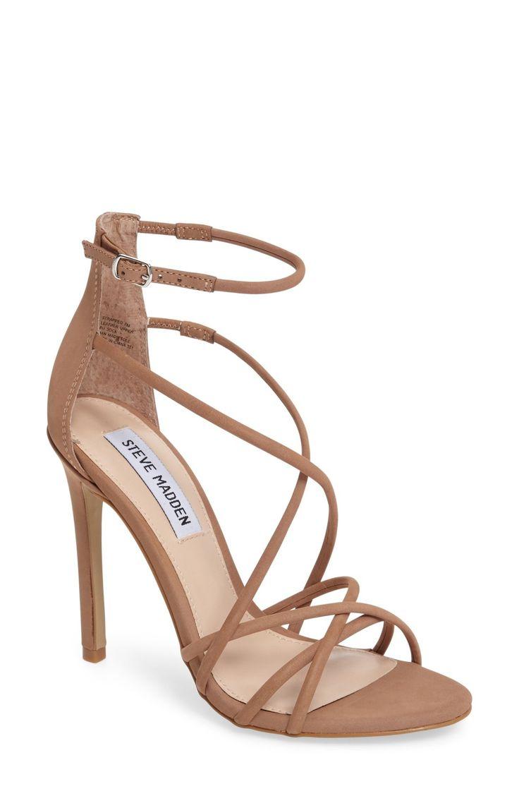 Steve Madden Strappy Sandal (Women) available at #Nordstrom