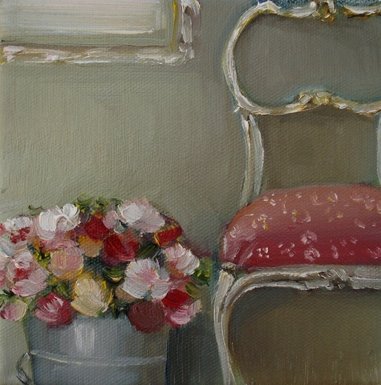 Market Roses, by Janet Hill