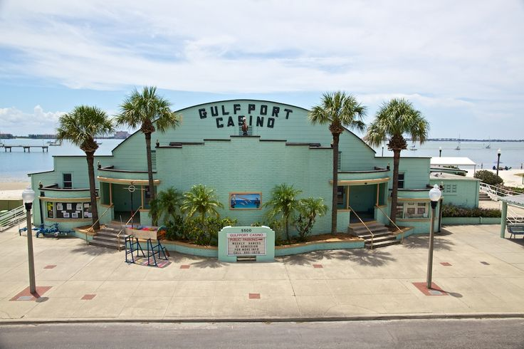 Gulfport Casino in Pinellas County, Florida.