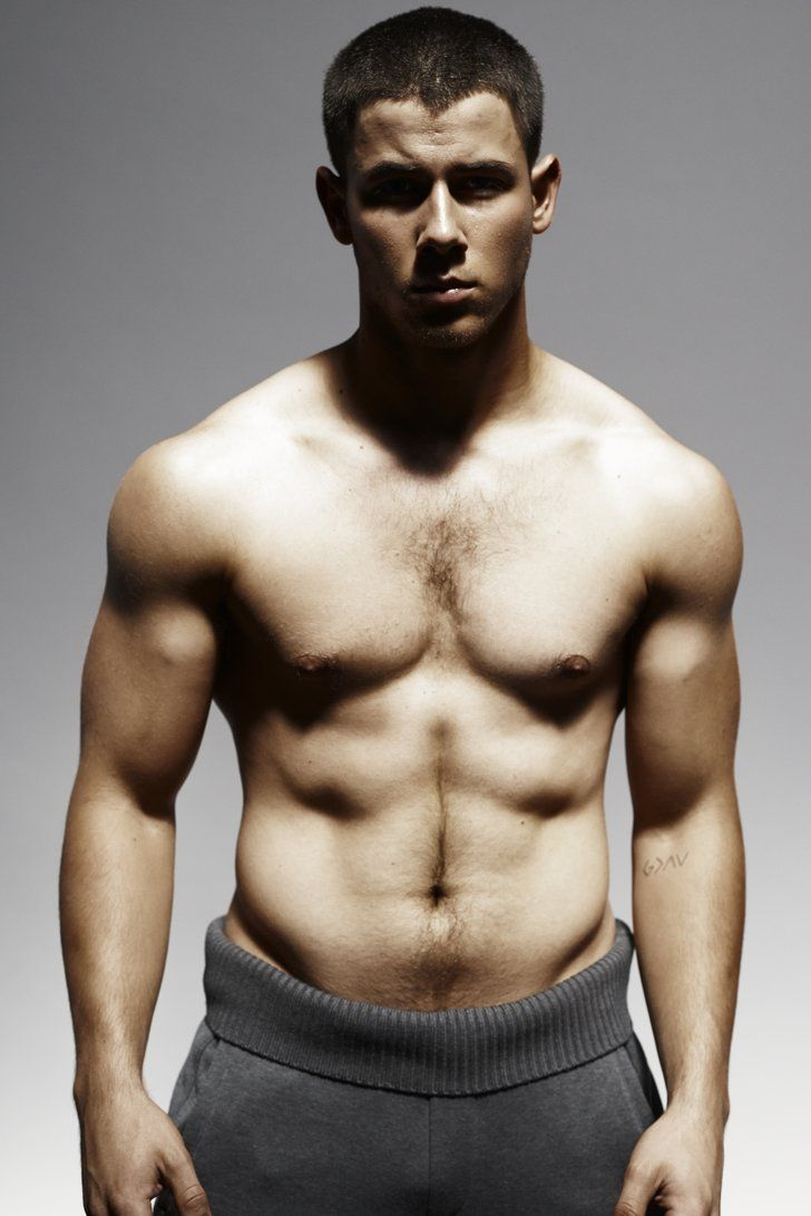 Get Ready For New Nick Jonas Shirtless Pictures