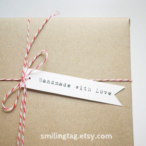 Schreibmaschine Hochzeit Geschenkanhänger  Wedding von SmilingTag, $15.00