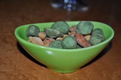 Wasabi Covered Nuts @ 42
