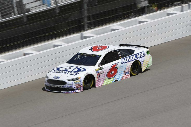 Starting lineup for FireKeepers Casino 400 Friday, June 16, 2017 Trevor Bayne will start 27th in the No. 6 Roush Fenway Racing Ford Crew chief: Matt Puccia Spotter: Roman Pemberton Photo Credit: Logan Whitton/NKP Photo: 27 / 37