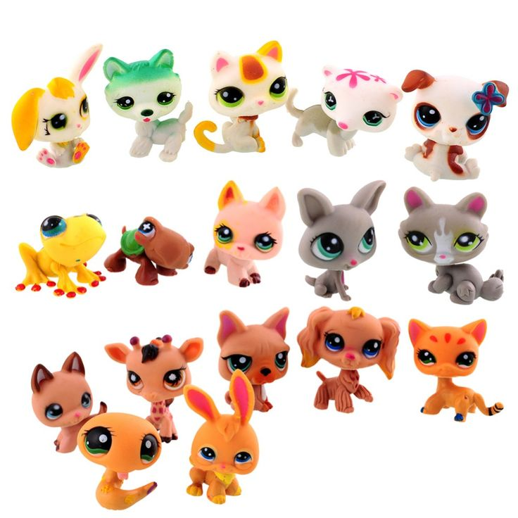 20 PCS/lot MINI Littlest Pet Shop Dog Loose Random Child Girl Toys LPS Gift Brinquedos #>=#>=#>=#>=#> Click on the pin to check out discount price, color, size, shipping, etc. Save and like it!